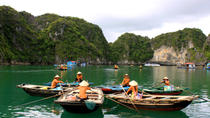 Halong day cruise to Thien Cung cave - Ba Hang village, Hanoi, Day Cruises