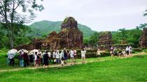 My Son Holyland Tour Including Boat Trip from Hoi An, Hoi An, Half-day Tours
