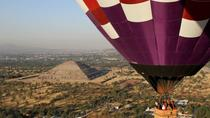 Teotihuacan Hot Air Balloon Ride with Optional Bike or Walking Tour, Mexico City
