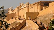 3-Day Private Delhi Tour: Taj Mahal, Agra and Jaipur Golden Triangle by Car, New Delhi, Multi-day ...