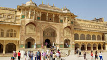 Private Jaipur Day Trip from Delhi with Elephant Ride, New Delhi, Private Day Trips