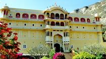 Private Day Trip: Samode Village including Camel Ride and Royal Lunch at Samode Palace, Jaipur,...