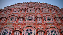 Jaipur Private Day Tour: Amber Fort, City Palace, Royal Observatory, Water Palace and Palace of...