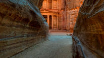 Private Tour: Petra Day Trip with Lunch from Ma'in Spa Hotel, Amman, Private Day Trips