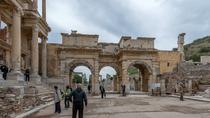 Ephesus Ruins, House of Virgin Mary and Temple of Artemis Tour from Kusadasi, Kusadasi, Historical ...