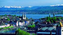 4-Hour Zurich City Tour with Private Guide, Zurich, Walking Tours