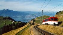 Private Guided Day Tour to Mount Rigi from Lucerne with Boat Ride and Cogwheel Train, Lucerne, ...