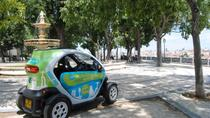 Downtown Lisbon in an Electric Car with GPS Audio Guide, Lisbon, Self-guided Tours & Rentals