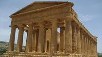 Transfer From Palermo to Catania with a Stop in Agrigento Valley of Temples, Catania, Airport &...