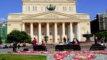 Backstage Tour of the Bolshoi Theatre, Moscow