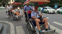Hanoi Cyclo City Tour Including Water Puppet Show and Hotel Pickup , Hanoi, Cultural Tours