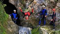 Bled and Bohinj Valley Canyoning Adventure, Bled, Adrenaline & Extreme