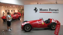 2-Night Ferrari World and Drive Experience with Private Bologna Walking Tour from Florence,...