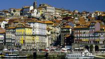 Private Tour: Porto City and Wine Tasting, Porto, Private Tours