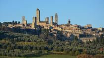 One Way Private Transfer: Florence to Rome with Visit to San Gimignano and Siena, Florence, Private...