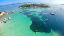 Blue Lagoon and Trogir Sailing Picnic All Inclusive from Split, Split, Day Trips