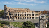 Shore Excursion to Rome: The Glory of Ancient Rome and Vatican Museums - Full Day Small-Group Tour,...