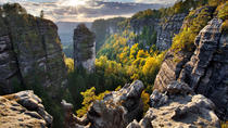 Prague Small-Group Day Trip: Elbe Sandstones Natural Reservation Including Elbe Canyon and Bastei ...