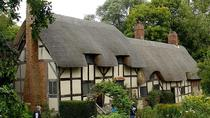 Private Tour: Stratford-upon-Avon Tour of William Shakespeare Sights from London, London, Day Trips