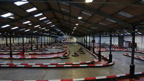 Indoor Go Karting in London, Londres
