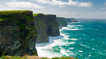 Aran Islands and The Cliffs of Moher Tour including Cliffs of Moher Cruise, Galway
