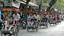 Hanoi Cyclo and Walking Small Group Tour, Hanoi, Day Cruises