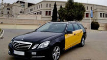 Private Arrival Transfer from El Prat Airport to Central Barcelona, Barcelona, Private Transfers