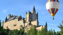 Hot-Air Balloon Flight over Segovia or Toledo with Optional Transport from Madrid, Madrid