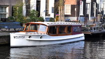 Private Guided Historic Amsterdam Canal Cruise, Amsterdam