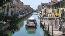 Canals Art Food and Wine Tour, Milan, Walking Tours