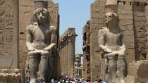 Private Day Tour: West and East Bank, Valley of Kings, Hatchepsuit, Colossi of Memnon, Karnak and ...