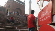 Private Rickshaw Tour of Old Delhi, New Delhi, Private Tours