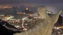 Two of Rio's Best: Christ the Redeemer and Sugar Loaf Mountain Tour, Rio de Janeiro, Helicopter ...