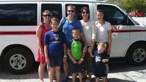 Cozumel Private Van Service with Snorkel Tour, Cozumel