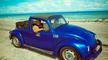 VW Bug Beettle Tour in Cozumel with Lunch and Snorkeling, Cozumel, 4WD, ATV & Off-Road Tours