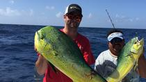 Deep Sea Fishing in Isla Mujeres, Cancun, Swim with Dolphins