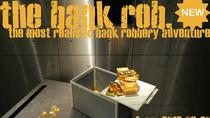 Locked Escape Game Experience in Budapest: The Real Bank Robbery, Budapest, Cultural Tours
