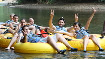 Private Cave Tubing from Belize City, Belize City, Tubing
