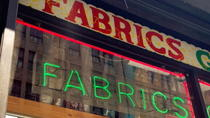 New York City Private Fabric and Trim Shopping Tour, New York City, Walking Tours