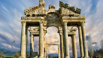 2-Days and 1-Night Trip to The Ancient City of Ephesus and Pamukkale, from Kusadasi or Izmir , ...
