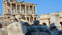 Ephesus and Adaland Aquapark Tour for Families From Kusadasi, Kusadasi