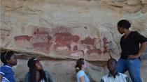 Kamberg Bushman Rock Paintings Tour from Durban, Durban, Safaris