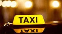 Taxi Transfer from Tallinn Airport to Tallinn City Center, Tallinn