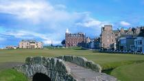 St Andrews and The Fishing Villages of Fife Small Group Day Tour from Edinburgh, Edinburgh, Day...