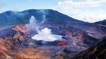Poas Volcano and La Paz Waterfall Gardens Day Tour, Jaco, Day Trips