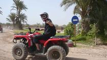 2 hours Marrakech Palm Grove Quad Biking, Marrakech, 4WD, ATV & Off-Road Tours