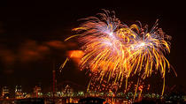 Montreal Fireworks Festival from New Hampshire, Manchester, Multi-day Tours