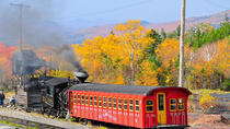 Mount Washington Cog Railroad from New Hampshire, Manchester, Day Trips