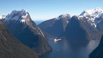 Half-Day Milford Helicopter Flight and Cruise from Queenstown, Queenstown, Helicopter Tours