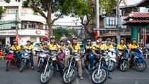 Saigon by Night Food Tour by Motorbike, Ho Chi Minh City, Vespa, Scooter & Moped Tours